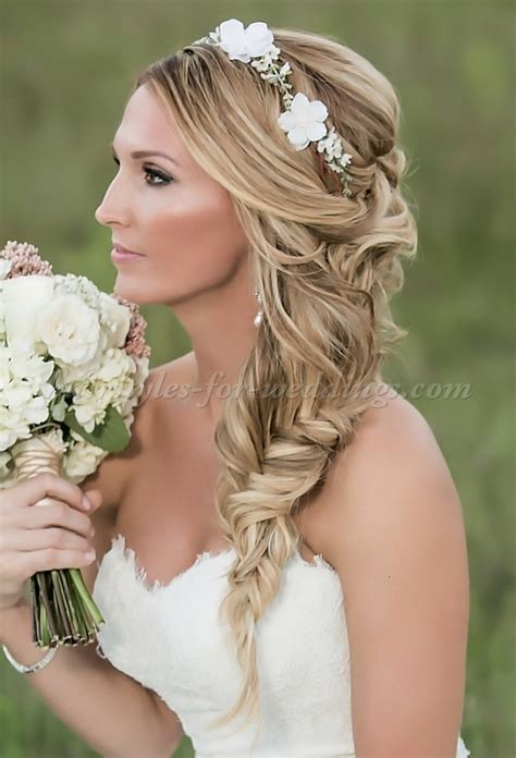 Wedding Hairstyle Braids by Braided Wedding Hairstyles Braided Wedding Hairstyle