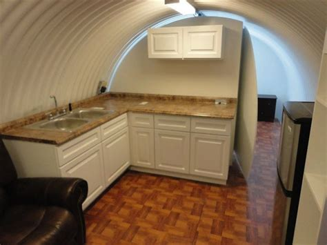 Kitchen Bunker this secret underground bunker home for millionaires is amazing