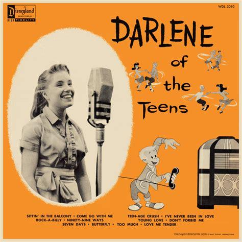 Gillespie Records Disneylandrecords Wdl 3010 Darlene Of The
