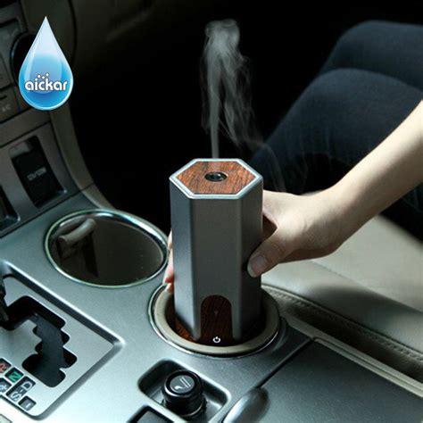 Essential Usb Diffuser 50ml alloy shell car mounted usb essential diffuser car air freshener an 0453 aroma