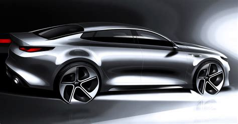 Kia Future 2016 Kia Optima Concept To Debut At New York Show