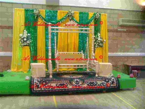 muslim wedding decor ideas archives party decoration picture wedding decorations september arabic stage decoration
