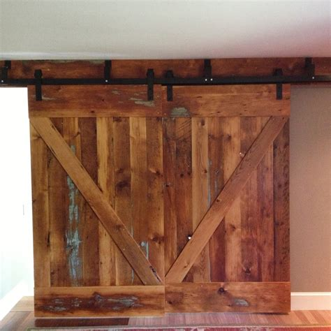 Bypass Sliding Barn Doors 1000 Images About Sliding Bypass Door On Sliding Barn Doors Reclaimed Doors And