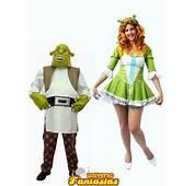 Fantasia De Shrek E Fiona