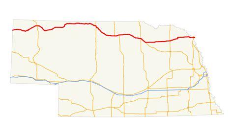 map us route 20 u s route 20 in nebraska wikidata