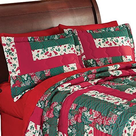 Patchwork Pillow Shams - caledonia patchwork pillow shams