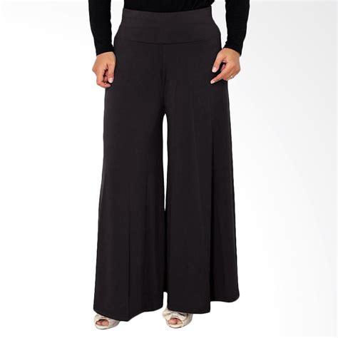 Celana Kulot Jersey Celana Wanita jual rasya celana kulot jersey hitam harga
