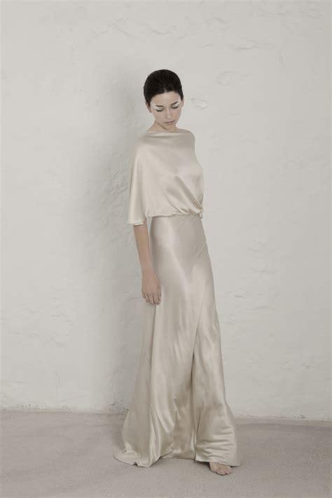 Dress Valentina valentina wedding dress made out of silk satin cortana