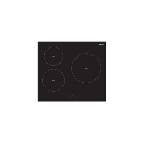 induction hob 3 zone gti632 induction hob 3 zones cooking products glem gas