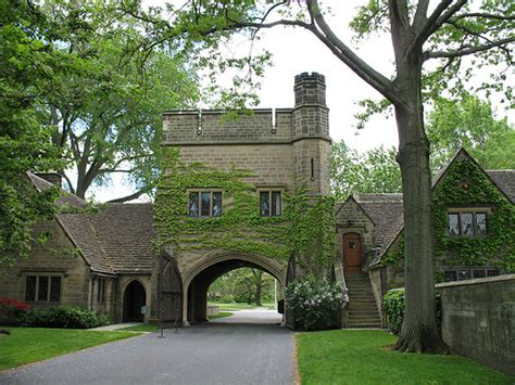 Edsel Ford House by Edsel And Eleanor Ford House Grosse Pointe Michigan