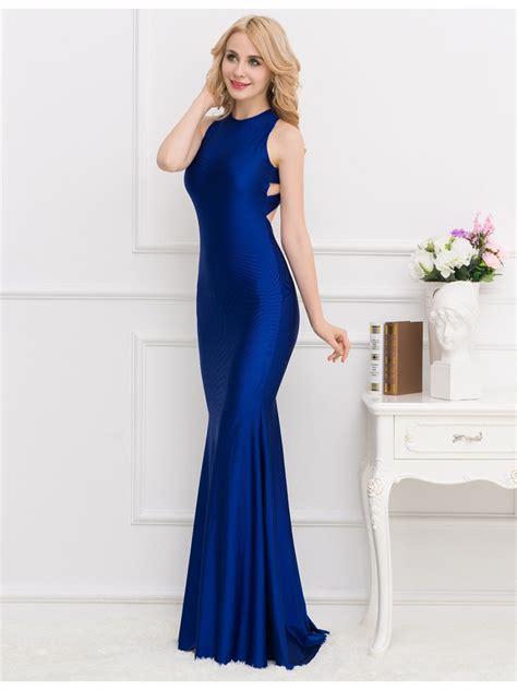 Classic Evening Dress classic crisscross evening gown v1013 2 cilory