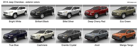 new grand jeep colors for 2015 2017 2018 best cars reviews