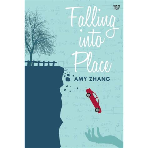 Falling Into Place By Amy Zhang Reviews Discussion Bookclubs Lists Fall Into A Book Template