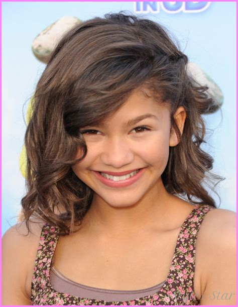 cute medium haircuts for thick hair teens stylesstar com