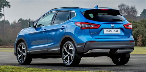 New Nissan Qashqai 2018 by 2018 Nissan Qashqai Facelift Revealed Australian Debut
