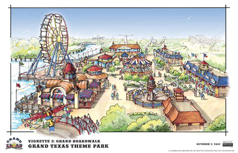 theme park news grand texas theme park