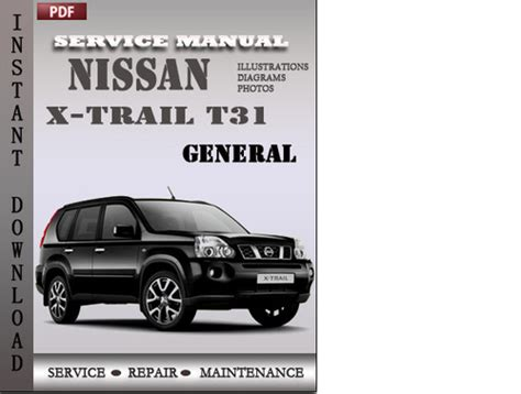 nissan x trail owners manual pdf download autos post nissan x trail t31 owners manual download