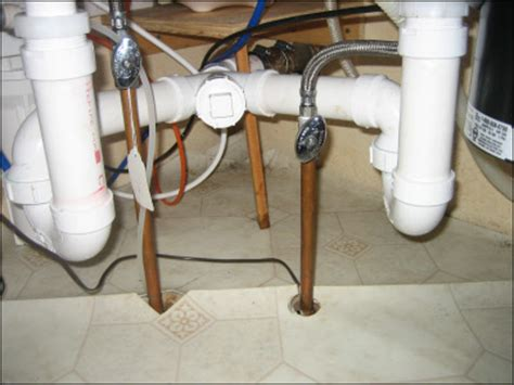 fix kitchen sink drain photo gallery plumbing inc