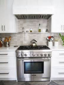 Kitchen Stove Backsplash Ideas by Small Kitchen Ideas Backsplash Shelves