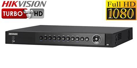 Jual Cctv Turbo Hd Hikvision 1080p jual hikvision ds 7208hqhi sh dvr turbo hd i tekno makassar
