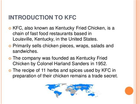 layout strategy of kfc study the retail atmospherics and store layout of