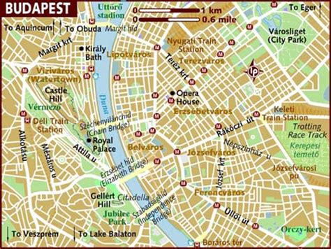 printable map budapest map of budapest