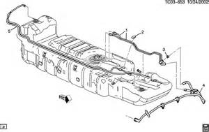 2001 chevy silverado fuel line diagram wiring diagram