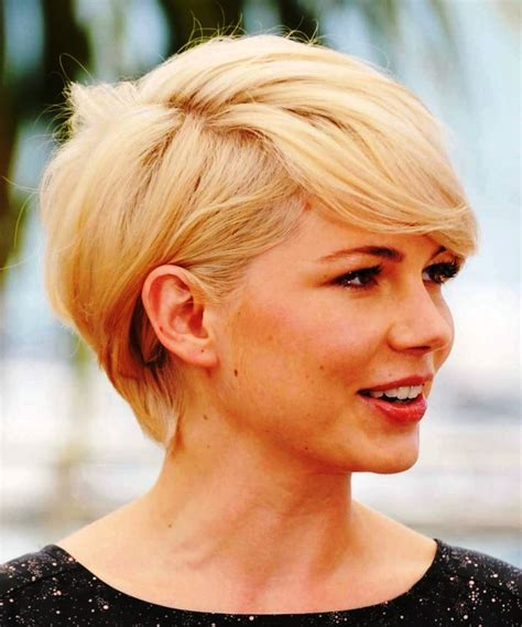short hair styles that lift face 25 cute and short hairstyles for round faces latest