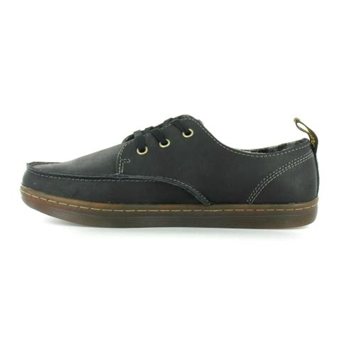 dr martens casual eclectic ted mens moccasin toe lace up
