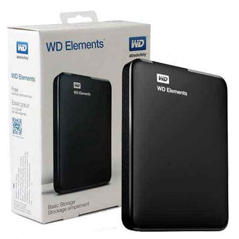 Original Wd Elements 2tb Hdd Hardisk External wd elements 1 to