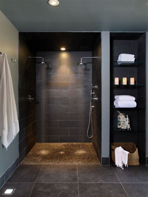 Bathroom Showers For Two Bath Design Bathroom Lighting Better Bathrooms Home