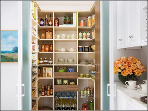 Kitchen Pantry Wall Ideas Special Kitchen Apartment Decoration Contain Walk