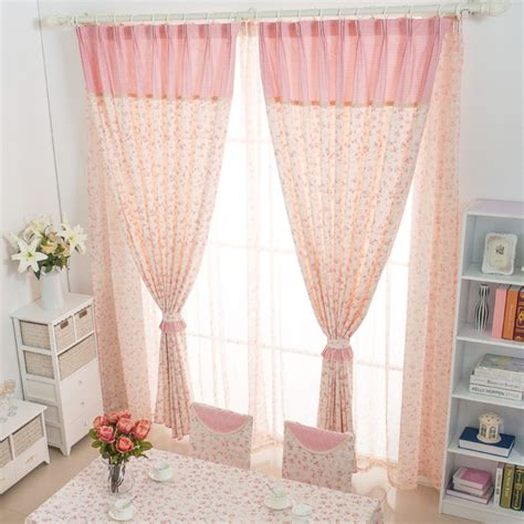 country bedroom curtains flower patterns home suitable country bedroom curtains