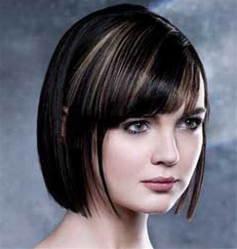 short haircuts big chin short hairstyles for chubby faces