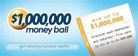 how to play 1 000 000 money ball - Money Ball Winning Numbers