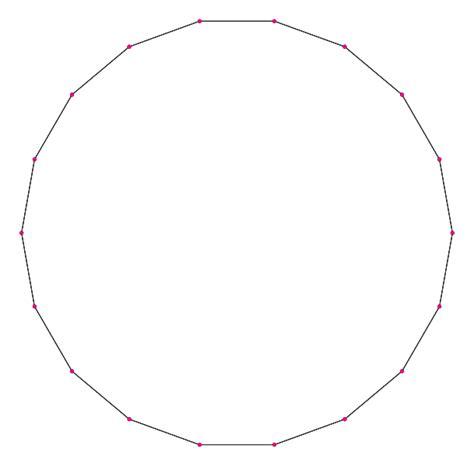 figuras geometricas de 20 lados geometr 237 a plana