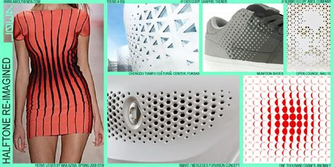 pattern design trends halftone re imagined awol trends