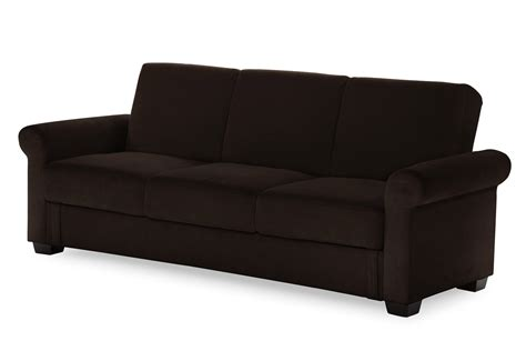 futon shops convertible sleeper futon bed brown sleeper sofa