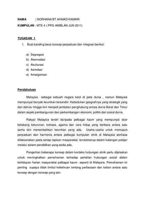 format proposal tesis oum tugasan hubungan etnik