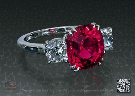 Black Safir Golden 8 5 Cts 5 57 ct spinel ring by mege bijoux