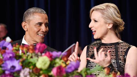 white house correspondents dinner speech white house correspondents dinner ratings 3 million for obama on cnn variety
