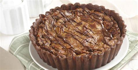 robinhood black bottom chocolate pecan pie