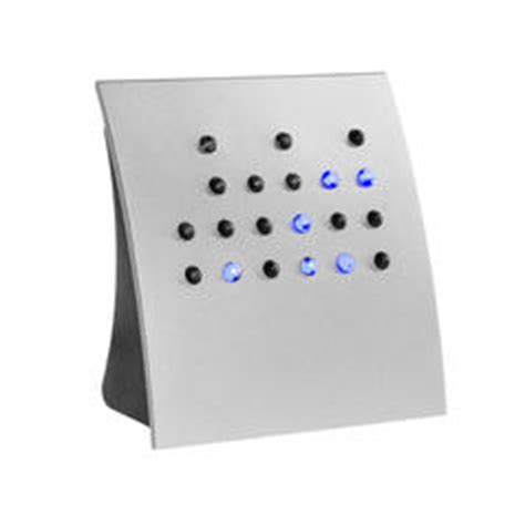 lade binario reloj de pulsera binario getdigital