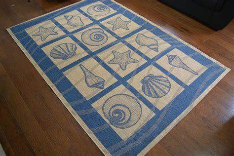 Coffee tables seashell area rugs sea star rug starfish bathroom rug coastal table runners