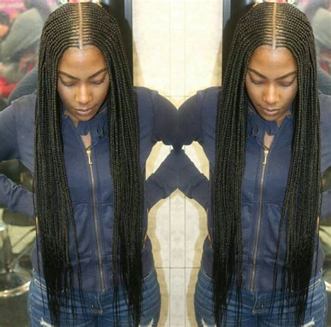 cornrows african american middle part best hairstyle for long nose cornrows black girls