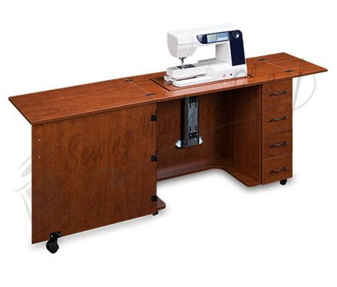 Sylvia Sewing Cabinet by Sylvia Design Model 920 Sewing Cabinet