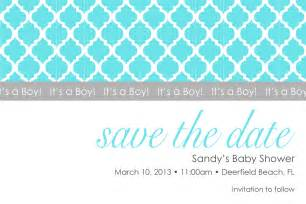 baby shower save the date www awalkinhell com www