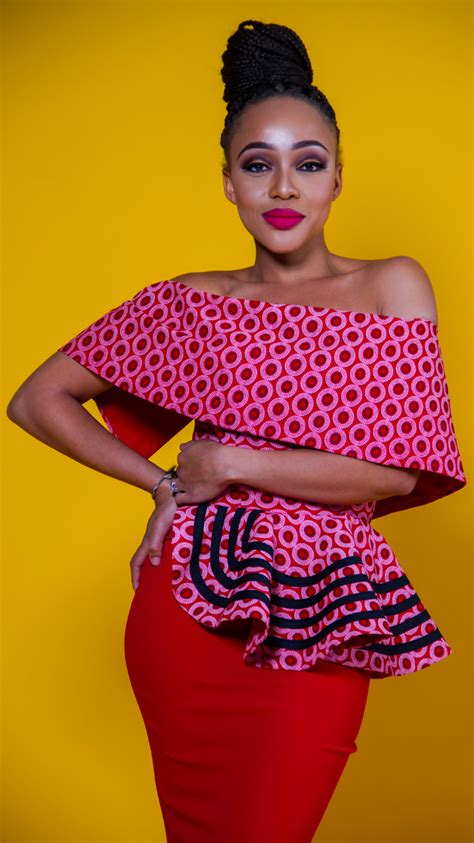3 celebs who wore this khosi nkosi dress best all 4 khosi nkosi seshweshwe dress khosi nkosi yde