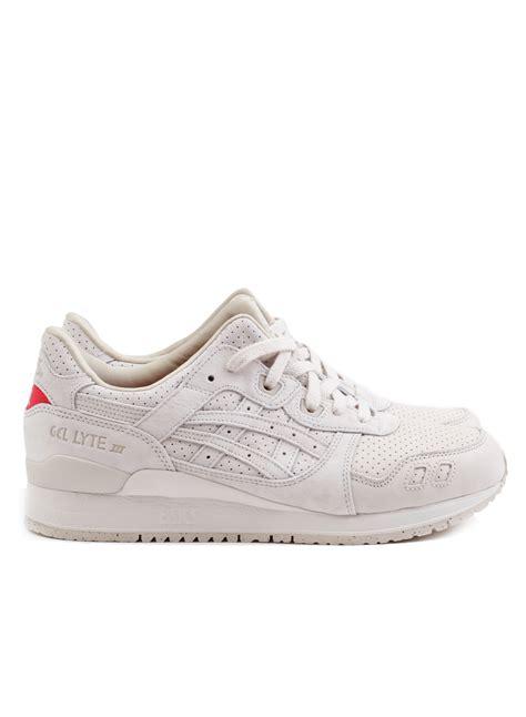 Asics Gell Lyte Iii Premium Original Sepatu Asic Sepatu Cowok 1 asics gel lyte iii h7e0l birch birch garmentory