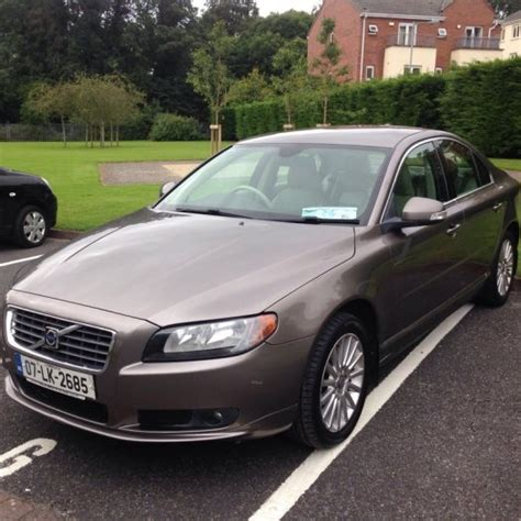 car owners manuals for sale 2007 volvo s80 lane departure warning 2007 volvo s80 d5 for sale in balbriggan dublin from krisdublin